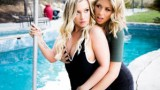 Zoey Monroe and Bailey Brooke The Pool Girl