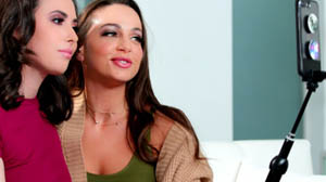 Abigail Mac and Casey Calvert Boss's Bratty Daughter