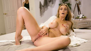 Tanya Tate and Skylar Madison Boarding School Dropout